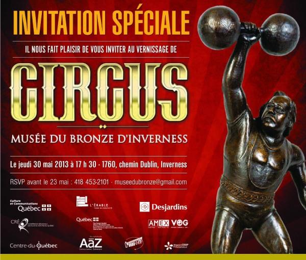 invitation CIRCUS_2013